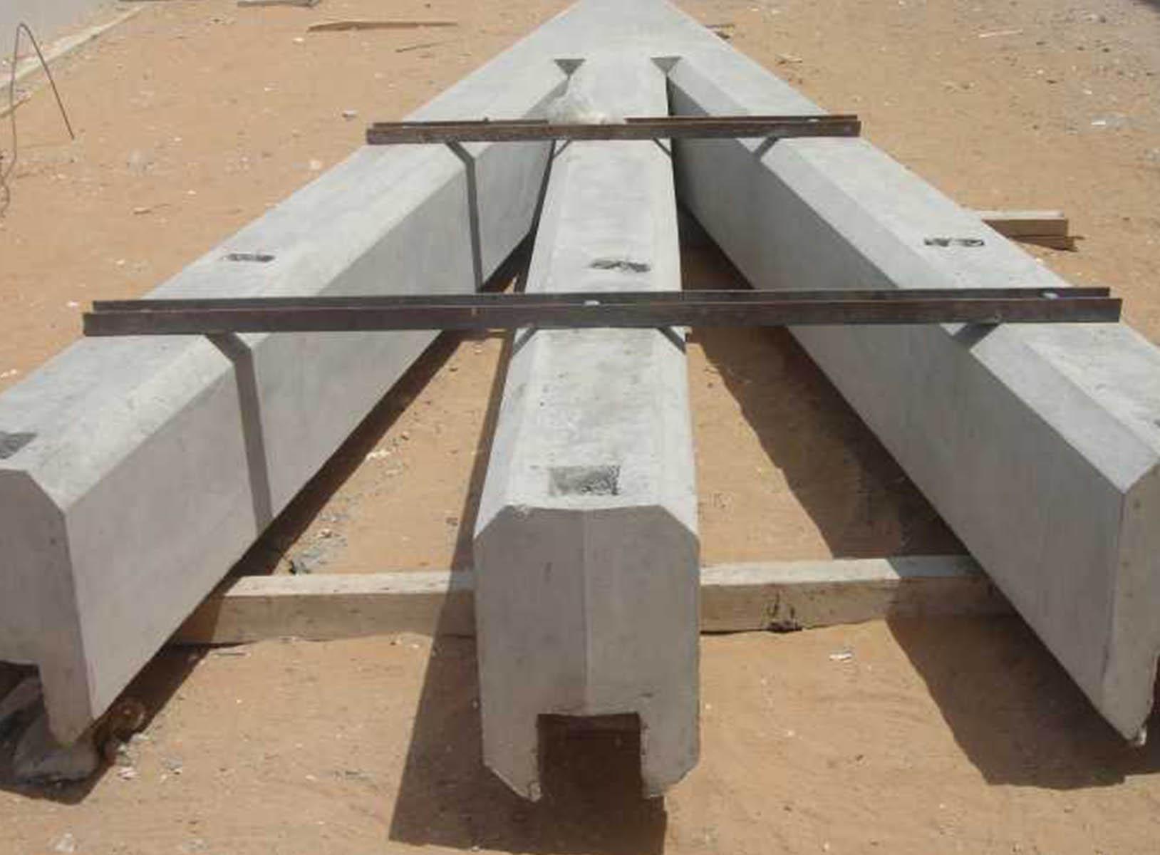 Concrete Precast Factory - Al-Burhan Group