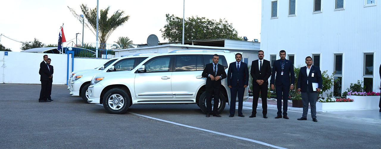 ABS provides VIP protection to high-profile visitor to Iraq