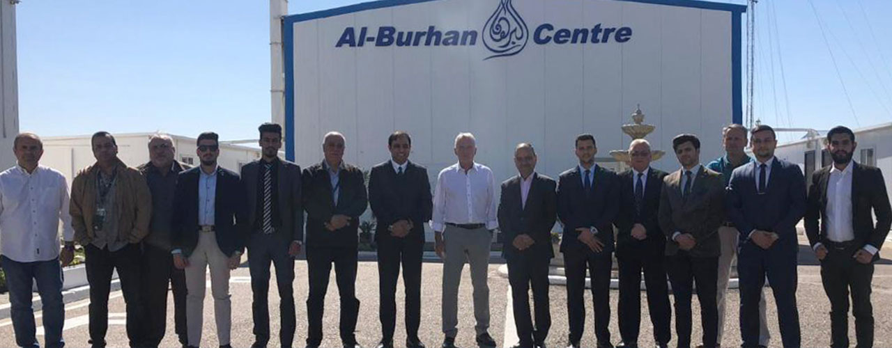 Al-Burhan Group hosts IATA SMS course in Baghdad